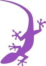 Gecko vinyl decal sticker #1