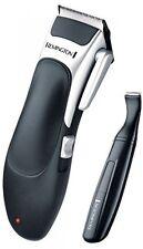 Remington estilista Cortadora de cabello conjunto en ángulo bigote Peine peluquería inalámbrico