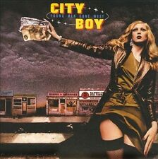 Young Men Gone West by City Boy NEW SEALED CD, Jan-2008, Renaissance Records USA
