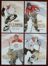 2010-11 NHL Upper Deck Victory Stars of the Game Inserts Full Set 50/50