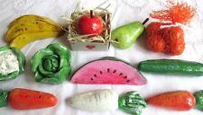 --- Esst mehr Obst ! --- für Kaufladen,  Küche, Puppenstube - Zubehör -