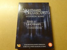 3-DISC DVD BOX / NIGHTMARES & DREAMSCAPES (STEPHEN KING)