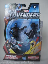 MARVEL THE AVENGERS 2012 - Iron Man STEALTH 3.75 FIGURE MOC NEW