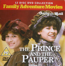 The Prince And The Pauper (DVD), Lan Bates, Jonathan Timmins, Aidan Quinn
