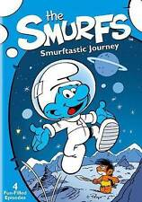 The Smurfs: Smurftastic Journey (DVD, 2013) WORLDWIDE SHIP AVAIL