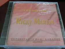 SUPERSTAR KARAOKE CD+G SKG 532 RICKY MARTIN MULTIPLEX 12 TRACKS