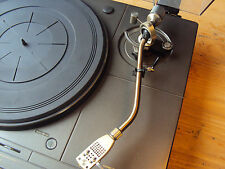 SANYO TP 1200 HEAVY BUILT DIRECT DRIVE WITH A HIGHEND ACOS LUSTRE TONEARM