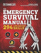 The Emergency Survival Manual (Outdoor Life), The Editors of Outdoor Life, Pred,