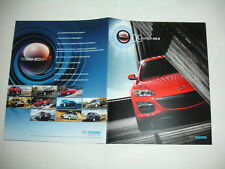 2009 Factory Mazda RX-8  RX8  Dealer Sales Brochure Literature Product Facts  09