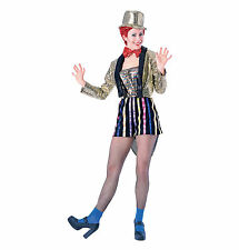Columbia The Rocky Horror Picture Show Womens Halloween Costume Fits Up to 14 16