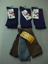 NWT Women's Hue Scalloped Pointelle Socks One Size 6 Pair Multi #676E