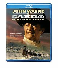 CAHILL US MARSHALL (John Wayne)   -  Blu Ray - Sealed Region free for UK