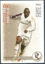 SHOOT OUT 2006-2007-BOLTON WANDERERS-ABDOULAYE FAYE