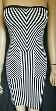 New GENUINE 'GUESS' Los Angeles Bandage Strapless Dress Size XS Amazing!!!