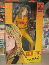 Neca Kill Bill The Bride 18 inch action figure / Uma Thurman with box