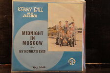 Kenny Ball And His Jazzmen - Midnight In Moscow / My Mother´s Eyes