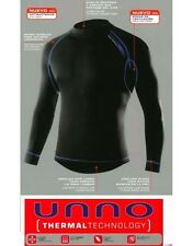 Camiseta termal Unno para hombre,Art. 6708 OFERTA UNNO THERMAL