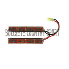 Vb Énergie Crane Stock Batterie 9.6v 1600 Taymia Mah Airsoft Rechargeable