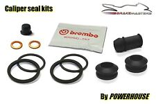 Cagiva Mito 125 91-92 front brake caliper seal repair rebuild kit set 1991 1992