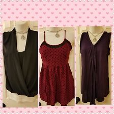 GAP, FOREVER 21 and MOSSIMO * 3 Spring Summer Shirts Tops Blouse Small  XS Lot