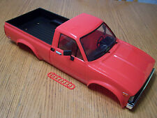 RC4WD Trail Finder 2 Red Mojave Body Shell /// Yota Toyota Style
