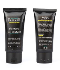 Shills Deep Cleaning Purifying Peel-off Black Mask Blackhead Remover