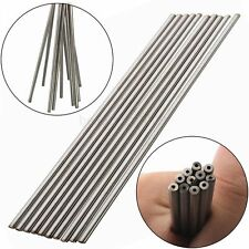 Stainless Seamless Steel Capillary Tube Pipe OD 3mm x 1mm ID Length 250mm