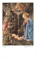 """holy cards Heiligenbild Gebetbild Andachtsbild """"H4062"""" Jesuskindlein und Maria"""