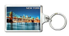 NEW YORK BROOKLYN BRIDGE MOD3 KEYRING SOUVENIR LLAVERO