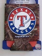 Texas Rangers Can Cooler Coozie Koozie Camo