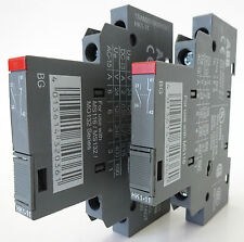 ABB HK1-11 2x Hilfsschalterblock 1SA M20 1902 R1001 1SAM201902R1001 UNUSED OVP