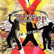 Lo Mejor del Nuevo Pop en Espa€ol by Various Artists (CD, Jun-2007, WEA Latina)