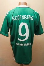 WERDER BREMEN GERMANY 2007/2008 HOME FOOTBALL SHIRT JERSEY KAPPA ROSENBERG #9