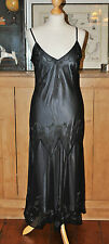 LADIES DESIGNER NICHOLAS MILLINGTON FULL LENGTH SPECIAL OCCASION DRESS UK 14