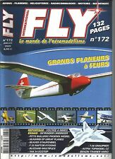 FLY N°172 GRANDS PLANEURS A FEURS / SKYRAIDER LINDINGER / PITTS BULLDOG PHOENIX