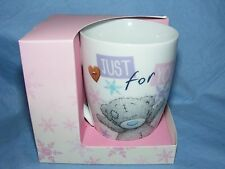 Me To You Bear Just For You BFF Mug Birthday Present Gift G01Q6493 Tatty Teddy