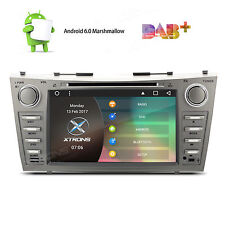 """8"""" Android 6.0 Car DVD Player Radio Stereo GPS For Toyota Camry 2007-2011 Aurion"""