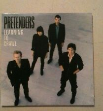 Pretenders - Learning to Crawl (CD) Brand New Not Sealed.
