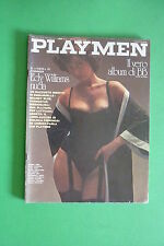 PLAYMEN ottobre 10/1974 BRIGITTE BARDOT EDY WILLIAMS GERARD DEPARDIEU KISSINGER