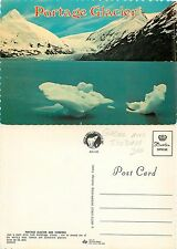 USA - Portage Glacier and Icebergs - Anchorage Alaska (S-L XX187)