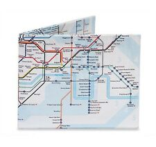 Dynomighty UNDERGROUND London UK Tube MIGHTY WALLET made of tyvek  DY-524