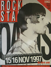 ROCKSTAR 10 1997 Oasis Genesis Green Day Fleetwood Mac Di Cataldo Blue Nile Brad