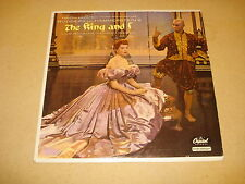 """Vintage Vinyl Record 12"""" LP - The King And I - Motion Picture Soundtrack - Album"""