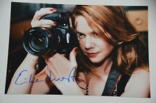Erika Lust signed  20x30cm Foto Autogramm / Autograph in Person film director