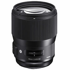 Sigma 135mm f/1.8 DG HSM Art Lens (for Canon) *NEW*