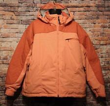 Columbia Coat Storm Dry 3N1 Jacket XCO Core Interchange 2X Plus Peach Orange