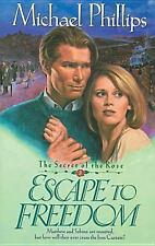 Escape to Freedom No. 3 by Michael Phillips (1994, Paperback)