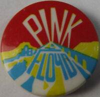 """PINK FLOYD Old/Vtg 70`s/80`s Button Badge Pin(25mm-1"""") #PF106"""