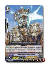 Cardfight Vanguard  x 4 Charging Chariot Knight - TD05/007EN Mint