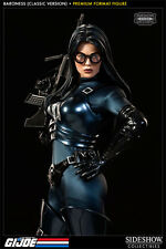 Sideshow Collectibles G.I. Joe Baroness Classic Version Premium Format Figure